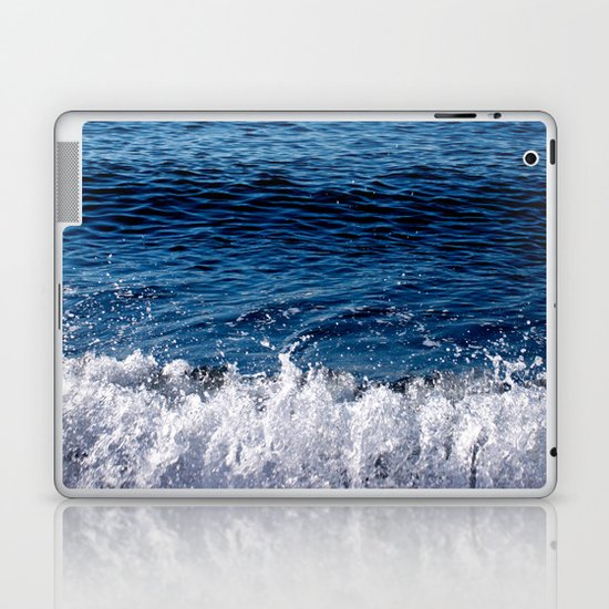 High Tide Laptop & iPad Skin