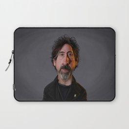 Celebrity Sunday - Tim Burton Laptop Sleeve