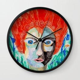 Nixe Wall Clock