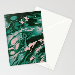 MEET ME IN THE WOODS Stationery Cards