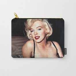 Marilyn M. Portrait #8 Carry-All Pouch