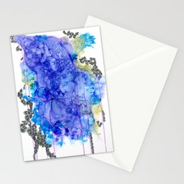 Into the Waves Stationery Cards