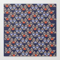 triangle 2 Canvas Print