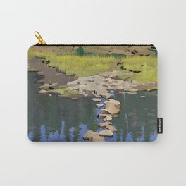 Rock Lake Version 2 Carry-All Pouch