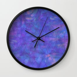 EmpathicMasteryRug Wall Clock