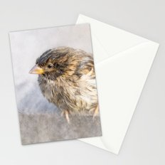 Sparrow - Faulty forecast Stationery Cards