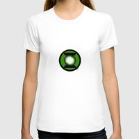 green lantern T-shirts featuring Green Lantern by Electra