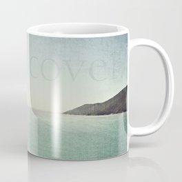 discover. {Arraial do Cabo Coffee Mug