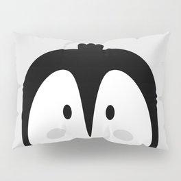 Penguin BW Pillow Sham