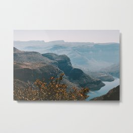 Blyde River Canyon Metal Print