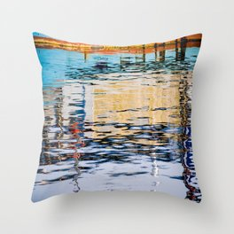 Reflex ## Throw Pillow