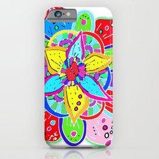 Mandala II iPhone 6s Slim Case