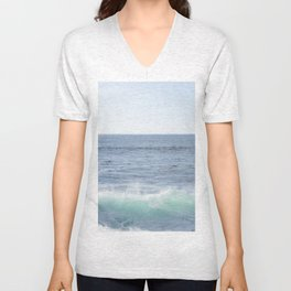 Splash Unisex V-Neck