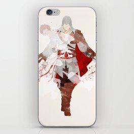 Assassins Creed: Ezio Auditore da Firenze iPhone Skin