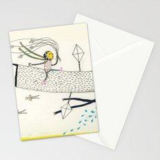 Tree Bird Stationery Cards