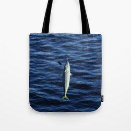 Hook, Line, and Sinker Tote Bag