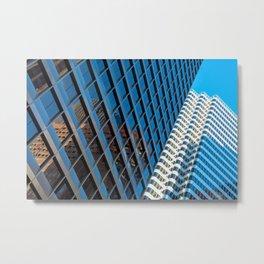 city structures Metal Print