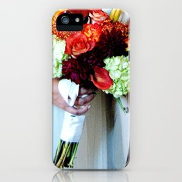 Wedded Bliss iPhone Case