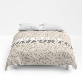 this is a… Comforters