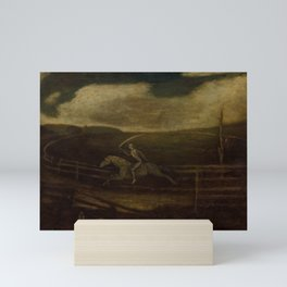 The Race Track (Death on a Pale Horse) by Albert Pinkham Ryder Mini Art Print