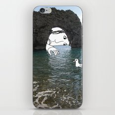 Durdle Door Man iPhone & iPod Skin