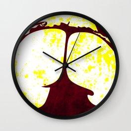 p.o. Wall Clock