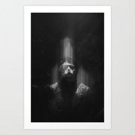 - I - Art Print