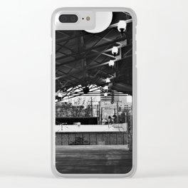 Train Station (Nashville,TN) Clear iPhone Case