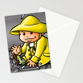 Splat! Splat! Stationery Cards