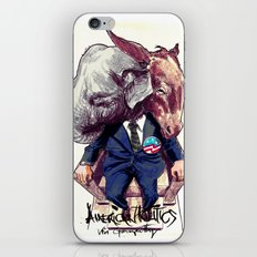 American Politics iPhone & iPod Skin