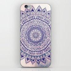 PASTEL PINK MANDALIKA DREAM iPhone & iPod Skin