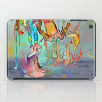 archan nair iPad Cases featuring Soulipsism by Archan Nair