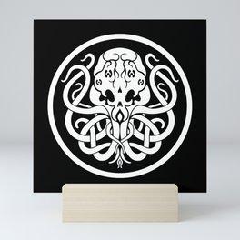 Cthulhu Symbol Mini Art Print
