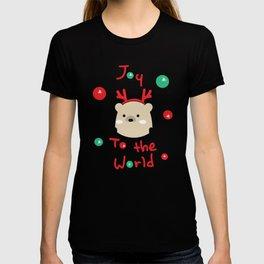 Mochie -Joy to the world T-shirt