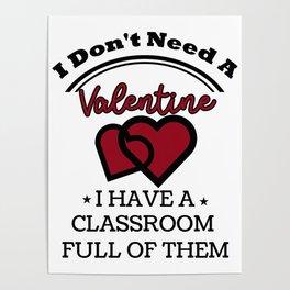 School Teacher Posters | Society6