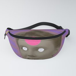 Alien Portrait Fanny Pack