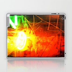 Neon Blast Laptop & iPad Skin