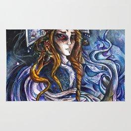 Snow Maiden Rug
