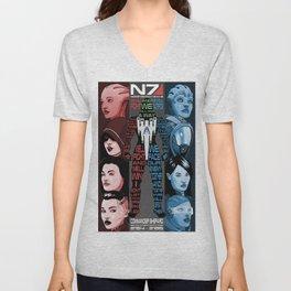 N7: The Female Squad Unisex V-Neck