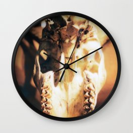 Ramskull No.3 Wall Clock