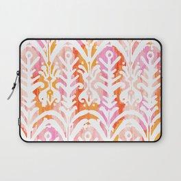 palm springs balinese ikat Laptop Sleeve