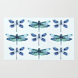 Dragonfly Wings Rug