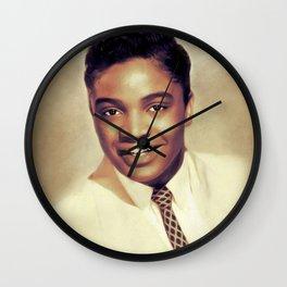 Jackie Wilson, Music Legend Wall Clock