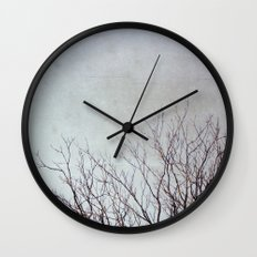 Dancing Branches Wall Clock