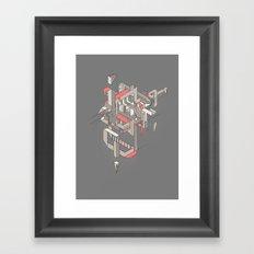 ASW Framed Art Print