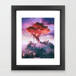 DUST (everyday 10.06.18) Framed Art Print