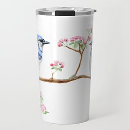 Hope and Courage by Teresa Thompson Travel Mug