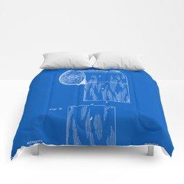 Toilet Paper Roll Patent - Blueprint Comforters