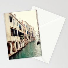 Venetian Canal Stationery Cards