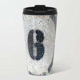 Six on Bricks Travel Mug